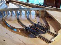 Resultado de imagen para model rail viaduct