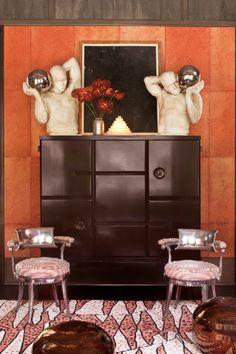 Hillcrest Estate Orangerie #kellywearstler #interiordecor #homedecor #luxuryinteriors #designerfurniture