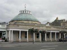 Montpellier Pumproom, Cheltenham, now a bank