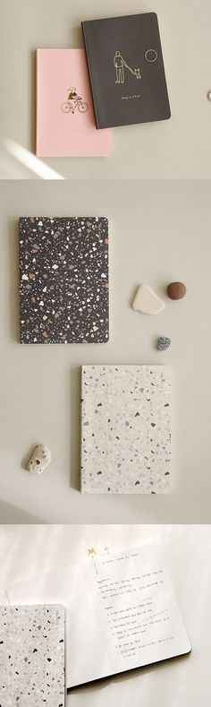 I always never forget to carry my unique Dailylike Plain Notebook wherever I am. Because this book can make feel very sentimental, while sometimes provokes my creativity with the abstract pattern design!