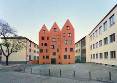 Architekten In Frankfurt weißfrauenkirche in frankfurt frankfurt