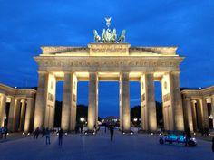 Brandenburger Tor in Berlin, Berlin