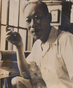 Photo of Mr. Urushibara