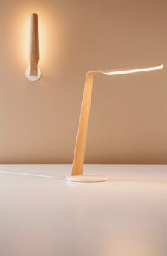 Swan is a minimalist design created by Finland-based designer Mikko Kärkkäinen. The new Swan series will include elegant new lamps for table...
