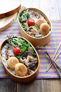 秋色のお弁当。 | あ~るママオフィシャルブログ「毎日がお弁当日和♪」Powered by Ameba