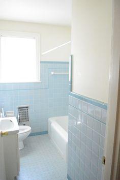 Bathroom Remodel: Before 50s Ranch Remodel & Renovation sylvanparklife.blogspot.com