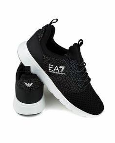 Zapatillas Armani EA7 ® Hombre - New Racer Mesh | ENVIO GRATIS