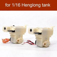 BB Lauch System Telescopic Gearbox Cannon Fire Spare Parts For 1/16 Heng Long RC Tank Model 5.3/6.0 Version Heng Long, Rc Tank, Accessories Store, Spare Parts, Telescope, Cannon, Weed, Robot, Bb