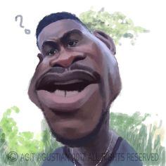#ossas #uvuvwevwevweonyetenyevweugwemubwemossas #caricature #karikatur #karikaturindonesia #digitalpainting #digitalpaintingcaricature