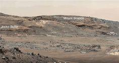 G.A.B.I.E.: El rover Curiosity descubre un extraño surco cubie...