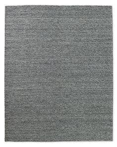 Luxe Looped Wool Rug - Grey