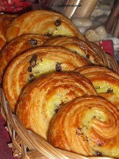 pains aux pépites de chocolat façon pains aux raisins