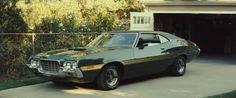 "Ford Gran Torino from ""Grant Torino"""