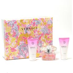 Versace Versace Bright Crystal Ladies- 1.7 Sp/1.7 Sg/ 1.7 Bltn... (5035 RSD) ❤ liked on Polyvore featuring beauty products, fragrance, mulitple, versace perfume, versace and versace fragrance