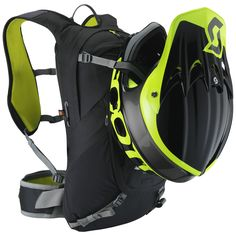 The SCOTT Trail Protect FR 16 Pack has been designed specifically for days where you're riding down a mountain.
