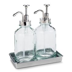 Threshold Oil Can Coordinates Clear  Bathroom Canisters Soap Awesome Clear Bathroom Accessories Inspiration Design