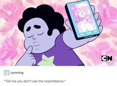 Steven and Rose Quartz