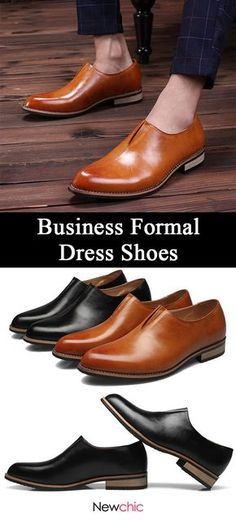promo code d63ec 9e9d9 Men Stylish Pointed Toe Business Formal Dress Shoes is designed for the  formal occasion, more high-quality men formal shoes are on sale.