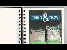 Nike Sportswear Presents the Lunar Flow #process_video #motion_graphics