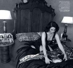 Rosalita | Lana Del Rey by Nicole Nodland for L'Officiel Paris, April 2013