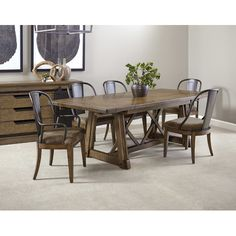 Found it at Wayfair - Weston Dining Table