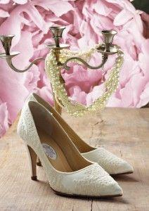 Georgie Girl Wedding Shoes - Diane Hassall