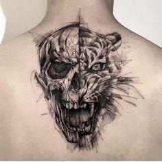771 vind-ik-leuks, 4 reacties - Just Black Ink (@justblackink) op Instagram: 'Artist : @bk_tattooer BEHIND THE COLOR'S OF THE WORLD #tattoom #tattoomobile #ink #inked…'