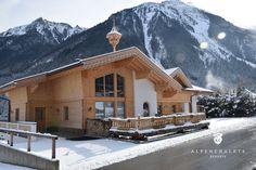 Luxuriöse Doppelchalets in Krimml - Hüttenurlaub in Zillertal mieten - Alpen Chalets & Resorts