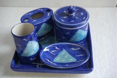 Contact to Shivkripa Bluepottery for buying Blue pottery at reasonable price. CALL US NOW: 9928943322
