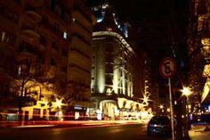 Hotel Alvear in Buenos Aires, Argentina.