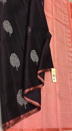 Kanjivaram Sarees Silk, Indian Silk Sarees, Soft Silk Sarees, Trendy Sarees, Stylish Sarees, Latest Silk Sarees, Silk Sarees With Price, Silk Sarees Online Shopping, Pattu Saree Blouse Designs