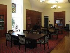 William Gilmore Simms Reading Room, Furman University