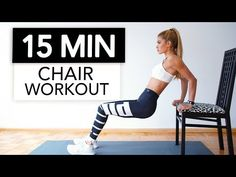 Absolutley beginners full body home workout to get fit & weight loss Pilates Workout, Fitness Workouts, Hiit, 15 Min Workout, Sixpack Workout, Fitness Motivation, Insanity Workout, Best Cardio Workout, At Home Workouts