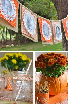 pumpkin patch party idea