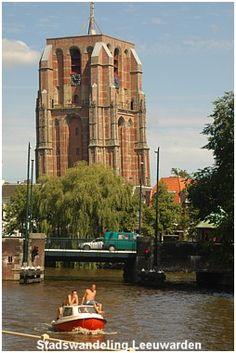 The Oldehove, Leeuwarden Holland