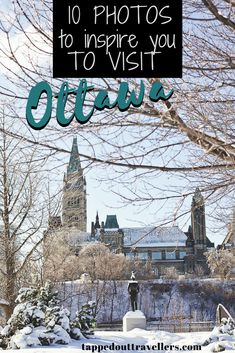 10 Incredible photos of Ottawa, Canada to inspire you to take a visit. Travel with kids. Ottawa with kids Travel Advice, Travel Guides, Travel Tips, Travel Hacks, Canada Destinations, Family Vacation Destinations, Vacations, Quebec, Travel With Kids