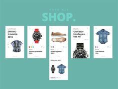 Shop. Free UI Kit.
