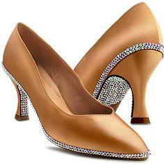 BeSparkle Crystallized Design PT511 | Dancesport Fashion @ DanceShopper.com