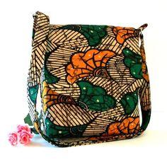 African print bag   ❤ bag and purses ▲ Via Afrikraaft  www.pinterest.com/afrikraaft/ #bag