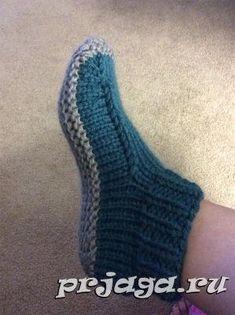 Best 12 Ravelry: Better Dorm Boots Slippers pattern by Kris Basta – Kriskrafter, LLC Knit Slippers Free Pattern, Crochet Mittens Pattern, Crochet Blanket Edging, Knitted Slippers, Knit Crochet, Sewing Patterns Free, Knitting Patterns, Cloth Patterns, Diy Crochet Bikini