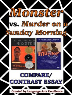 projects for the novel monster by walter dean myers novels projects for the novel monster by walter dean myers novels monsters and language arts
