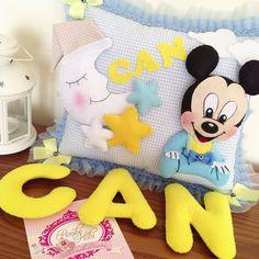 Micky mouse takı yastığı