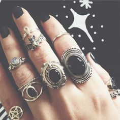 witchy rings - Google Search