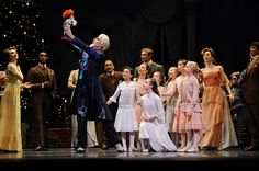 San Francisco Ballet's Nutcracker – Uncle Drosselmeyer