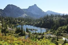Lila Lake — Washington Trails Association (12 mi backpacking trip)
