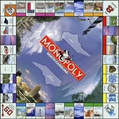 Image detail for -North Carolina Monopoly shows off state's treasures