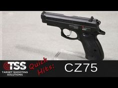 Пистолеты CZ 75 D Compact / CZ 75 P-01 / CZ 75 P-06 производство Чехия - технические характеристики, отзывы и фотографии оружия. 1911 Pistol, Hand Guns, Firearms, Pistols