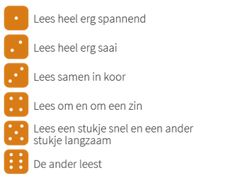 Dobbelstenen met lezen - Onderwijs Maak Je Samen Learning Quotes, Kids Learning, Mobile Learning, Language Lessons, Speech And Language, Educational Leadership, Educational Technology, Teaching Schools, Future Jobs