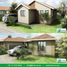Developments by First Choice Realty, various plans, Affordable, Contemporary and Tuscan available. Visit our Website: besociable.link/4g #affordablehousing #property #Gauteng
