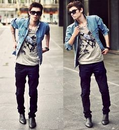 #Hipster #Men